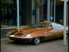 "Straker's car ""UFO"" series. I have wanted a model of this car since I was a kid in 1970 and the show came out."