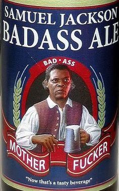 Samuel Jackson Badass Ale