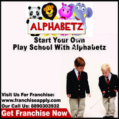 Start Your Own Pre School... #education_franchise #franchise_apply