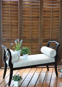 Ovation Wood Plantation Shutters Premium Hardwood Custom Window Treatments