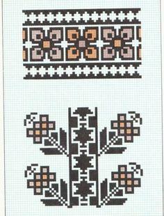 Cross Stitching, Embroidery, Ukraine, Charts, Patterns, Crochet, Punto De Cruz, Dots, Needlepoint