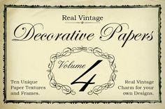 vintage decorative ELEMENTS - Szukaj w Google