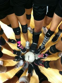 Volleyball Team❤