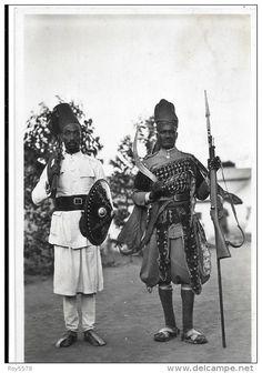 #ERITREA #COLONIE ITALIANE #ASCARI (Colonial Native troops fashion) NEI LORO COSTUMI TRADIZIONALI ANNI/30
