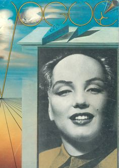 "Dalí, Dec. 1971 | 11 Famous Artists Who Created Gorgeous ""Vogue"" Covers"