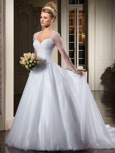 Vestidos de noiva - Coleção Flor de Lótus…