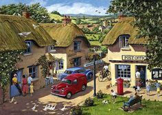 Best of British - The Country Village