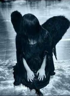 What would modern day Nephilim look like? In my opinion, a modern day Nephilim would look very much like a human being, certainly they would have a humanoid form. They are currently exposing themse… Dark Angels, Fallen Angels, Angels Among Us, Angels And Demons, Dark Wings, White Wings, Beautiful Dark Art, Angeles, Ange Demon