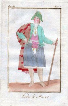 1780 Murcia Espana Spain españa costume Trachten grabado Antique Print http://www.ebay.es/itm/1780-Murcia-Espana-Spain-Spanien-costume-Trachten-Kupferstich-antique-print-/172097040009?ssPageName=ADME:B:SS:ES:1120