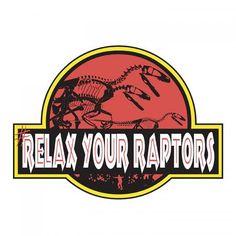 "A little humor fan art idea based on the new Jurassic World ""Raptor Squad."""