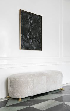KELLY WEARSTLER | FOOT BENCH
