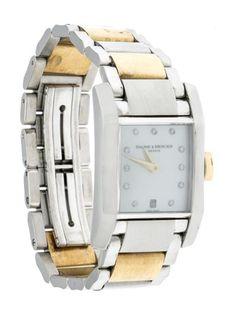 58c5562f7a Reloj Baume&Mercier para dama modelo Hampton. – Nacional Monte de Piedad