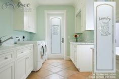 Small laundry room design ideas will certainly help you to appreciate the area around your washer and also dryer. Locate the best ideas for 2018 and also transform your laundry room design Laundry Room Doors, Basement Laundry, Bathroom Laundry, Laundry Closet, Basement Bathroom, Small Bathroom, Storage Design, Diy Storage, Storage Ideas