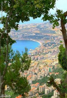 Good morning from Jounieh صباح الخير من جونيه Photo bt Salwa E H