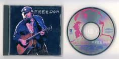 "NEIL YOUNG ""FREEDOM"" Cd Compact Disc Free S/H USA"