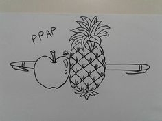 zpr You know what i mean  #ppap #aztagent #jfcmedan #penpineappleapplepen #trend #famous #ecommerce #onlineshop