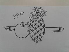zpr You know what i mean  #ppap #aztagent #jfcmedan #penpineappleapplepen #trend #famous #ecommerce #onlineshop