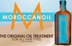 Oil treatment.