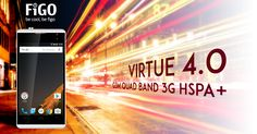 Seamless Connectivity right in your hand. The new Figo Virtue4.0 with GSM quad Band network. SURF.CHAT.TALK.REPEA. BUY NOW.http://amzn.to/2eMn95D