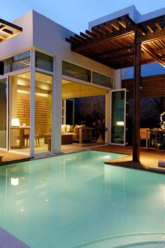 Each villa features a large private swimming pool and total privacy. #Jetsetter Aleenta Resort & Spa (Phuket, Thailand)