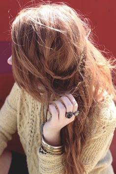 Get The Fall Look: From Outfit To Hair