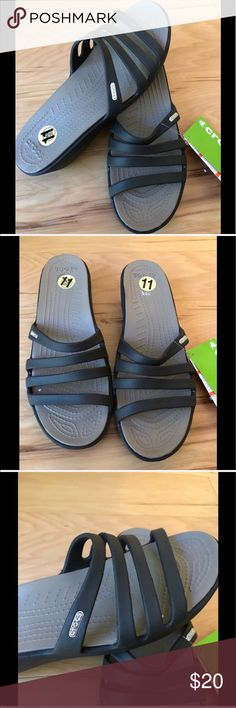 03c9764059e1 Crocs Mules Beautiful and comfortable pair of mules. Great for the summer  season if you re heading to the beach or lake. Crocs SandalsWomen s ...