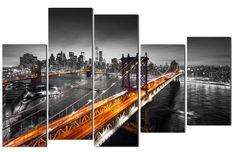#Cuadro San Francisco http://www.cuadrosyespejosmodernos.com/producto/cuadro-new-york-ref-14-150x100cm/