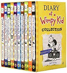 14 best diary of a wimpy kid books images on pinterest wimpy kid diary of a wimpy kid box set collection books diary of a wimpy kid solutioingenieria Images