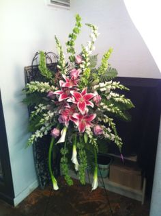 Fortino's Flowers and Gifts Casket Flowers, Altar Flowers, Church Flowers, Funeral Flowers, Dried Flowers, Wedding Flowers, Funeral Sprays, Flowers For Mom, Flower Chart