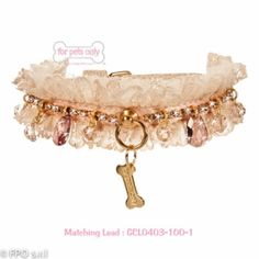 For Pets Only Princess Tears Collar