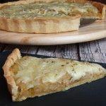 Tarta de Cebolla y Queso