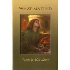 Excellent collection by poet Adele Kenny