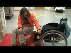 How To - Transfer from Wheelchair to Floor