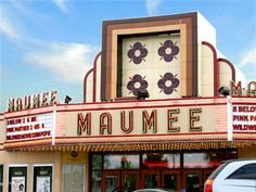 this little town we call maumee will always have a little piece in my heart.