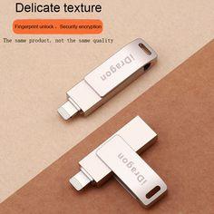USB flash drive memory stick for i phone External Storage Memory Stick Adapter #iDragon