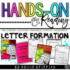 Teach letter formati