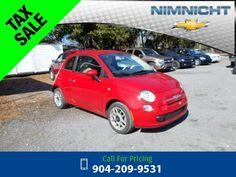 2012 FIAT 500 Pop Call for Price  miles 904-209-9531 Transmission: Manual  #FIAT #500 #used #cars #NimnichtChevrolet #Jacksonville #FL #tapcars