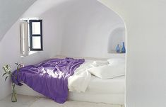 Suite. Perivolas, Santorini. © Perivolas