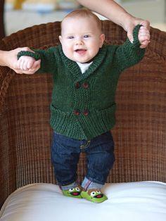 Ravelry: Storytime Scholar pattern by Lisa Chemery Baby Cardigan Knitting Pattern, Baby Knitting Patterns, Baby Patterns, Knitting Ideas, Story Time, Little Ones, Free Pattern, Knitwear, Knit Crochet