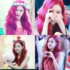 Rosé at Yeoiudo Fansign yesterday