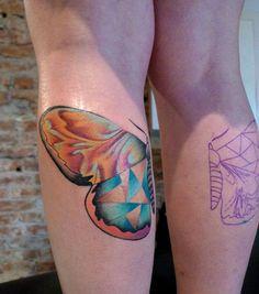 #tattoofriday - Mariusz Trubisz