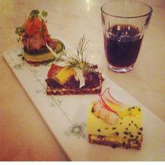 Bytur med Lotte frokost på Royalcopenhagen Smushi æg/ rejer laks og mørbrad  70❤️