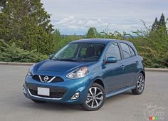 2016 #Nissan #Micra SR pictures