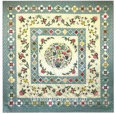 Auntie Tess Quilt Pattern