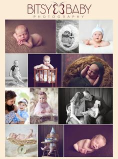awesome giveaway at Bitsy Baby Photography