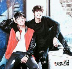 Coups & Wonwoo