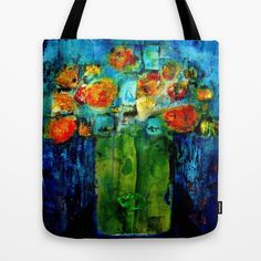 I don't want to be a flower pot! Tote Bag