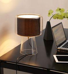 Zuo Jetson Table Lamp Black - 50069