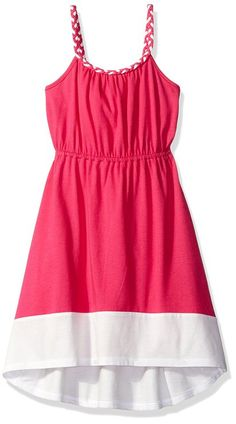 The Children's Place Girls' Braided Strap Dress, 2016 Amazon Hot New Releases Girls  #Fashion