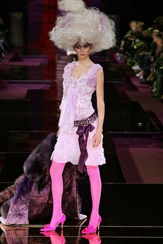 Christian Lacroix Haute Couture F/W 2004